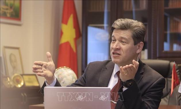 Xây dựng chủ nghĩa xã hội ở Việt Nam được dư luận ở Nga hết sức quan tâm