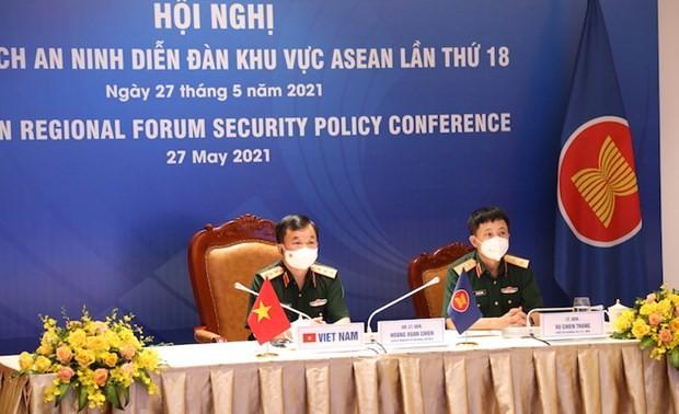 Phát huy vai trò hợp tác quốc phòng, quân sự trong ASEAN cũng như giữa ASEAN và các đối tác