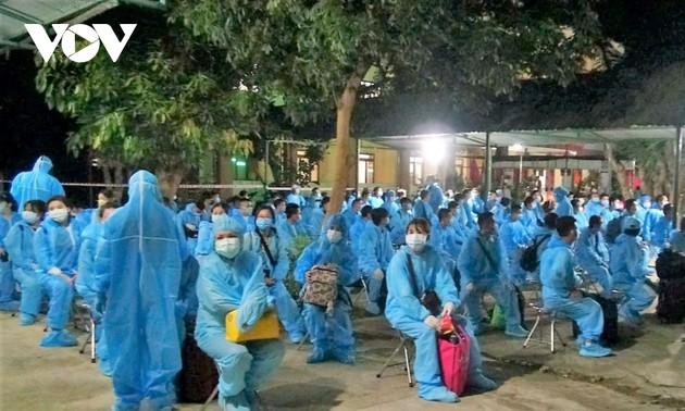 Ứng dụng công nghệ kết hợp quy trình khép kín mới trong tiếp nhận người từ nước ngoài về Việt Nam