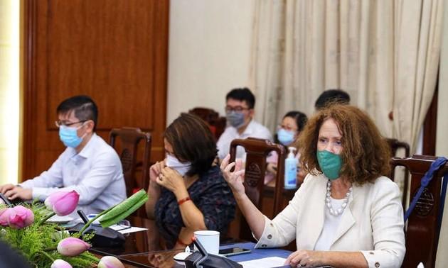 Ngân hàng Thế giới tiếp tục giúp Việt Nam giải quyết các vấn đề cốt lõi trong an sinh xã hội