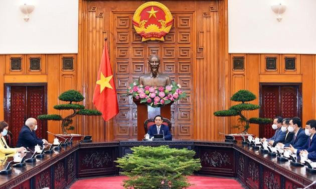 Việt Nam – Cuba hợp tác, chuyển giao công nghệ sản xuất vaccine phòng Covid-19