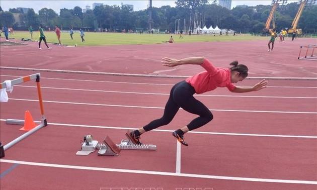 Olympic Tokyo 2020: kình ngư Mỹ liên tiếp phá kỷ lục; Quách Thị Lan xuất sắc vào bán kết chạy 400m vượt rào nữ