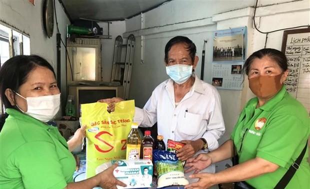 Thành phố Hồ Chí Minh: Hơn 365.000 trường hợp đã thụ hưởng gói chính sách hỗ trợ tác động dịch COVID-19