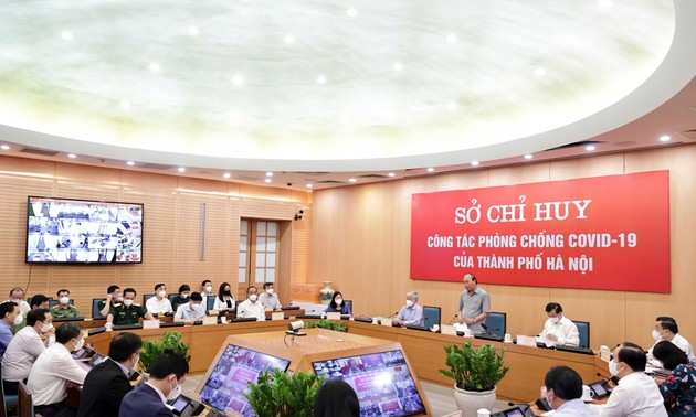 Chủ tịch nước tin tưởng Hà Nội là minh chứng về bản lĩnh vượt qua mọi khó khăn