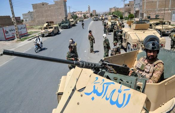 Cuộc khủng hoảng Afghanistan ngày càng trầm trọng