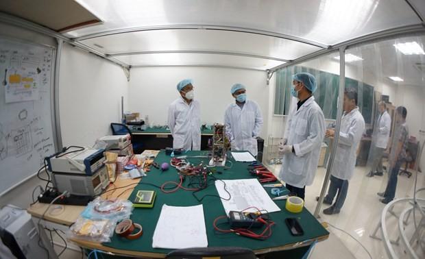 Vệ tinh NanoDragon hoàn thiện bước kiểm tra cuối cùng tại Nhật Bản