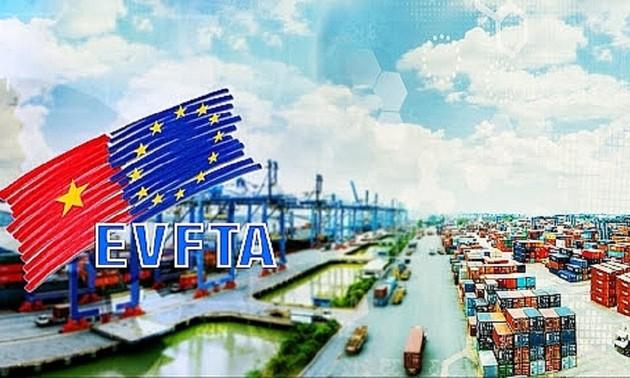 Thành lập nhóm tư vấn trong nước theo quy định trong Hiệp định EVFTA