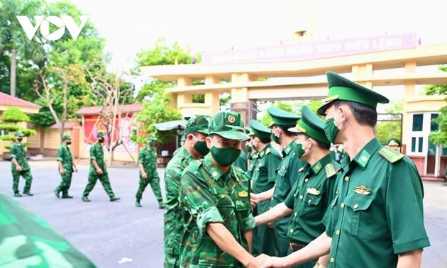 Quân đội nhân dân Việt Nam từ nhân dân mà ra, vì nhân dân mà phục vụ