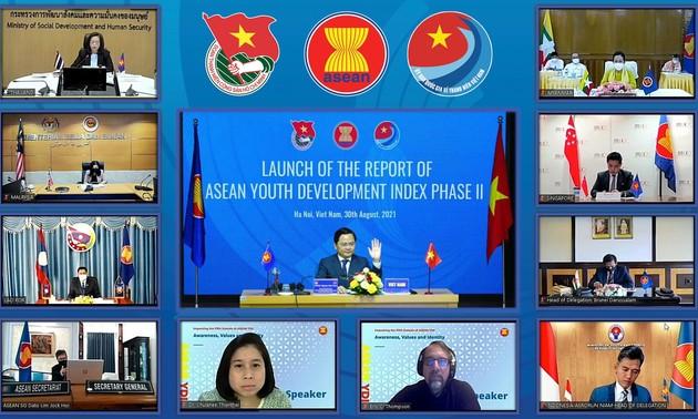 Ra mắt chỉ số phát triển thanh niên ASEAN giai đoạn II