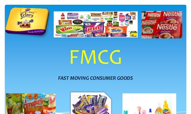 Kelompok barang konsumsi cepat berupaya keras  menduduki pasar domestik