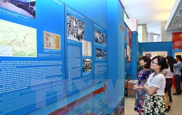 """Pameran """"Presiden Ho Chi Minh- Perjalanan menyelamatkan Tanah Air"""""""