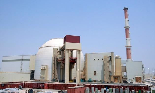 Iran mengoperasikan kembali pabrik produksi bahan mentah untuk mengayakan uranium