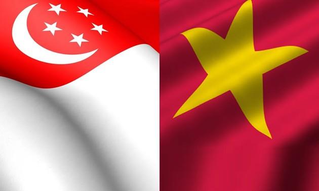 Hubungan Vietnam-Singapura: Sama-sama menghadap ke masa depan
