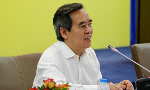 Party's economic commission head underlines Vietnam's respect for FTA with EU