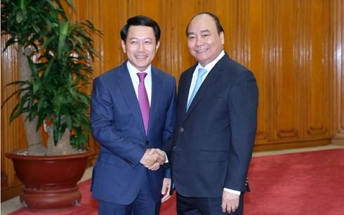 PM underlines Vietnam-Laos special relationship