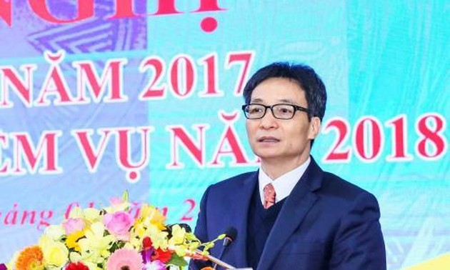 Deputy PM stresses working class's role in 4th industrial revolution