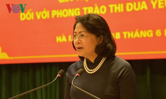 Ho Chi Minh's patriotic emulation appeal valuable: Vice President