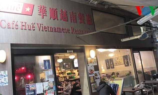 Vietnamese restaurant in Hong Kong serves delicious dishes