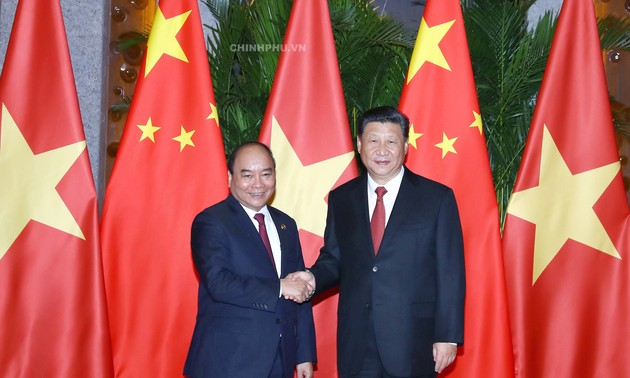 Vietnam considers relations with China one of the top priorities: PM