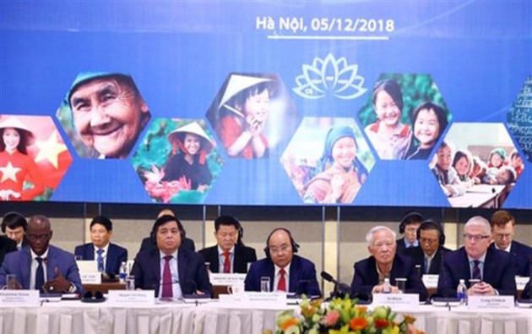 PM underlines Vietnam's breakthroughs for national development