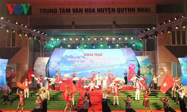 Culture, Sports, and Tourism Week enlivens Son La's Quynh Nhai district