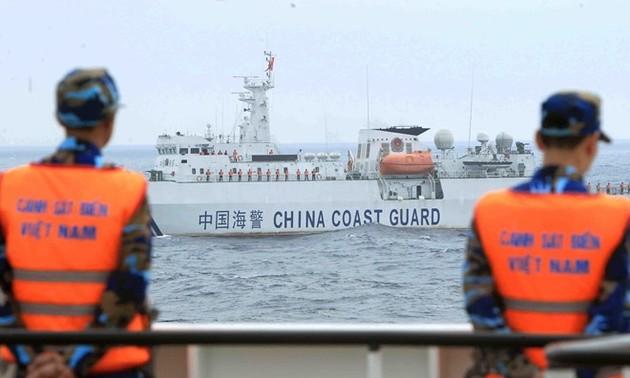 Vietnam, China finish joint fisheries inspection in Tonkin Gulf