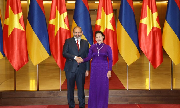Vietnam National Assembly keen to boost cooperation with Armenian counterpart