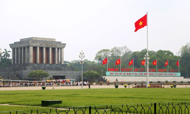 Congratulations sent to Vietnam on National Day