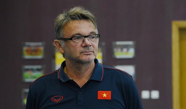 U19 Vietnam coach wants a win regardless of how many goals scored