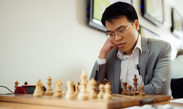 Quang Liem secures a place in Top 10 of World Rapid Championship 2019