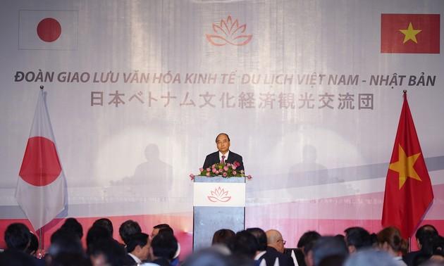 Prime Minister underlines  extensive strategic partnership with Japan
