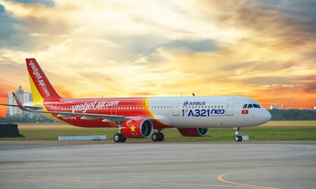 Vietjet Air opens routes from Can Tho to Taiwan, Seoul