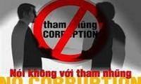 Vietnam makes progress in corruption control
