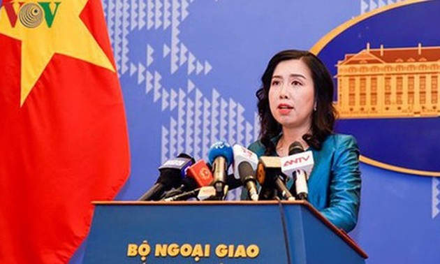 Vietnam closely watches complicated situation in  some ASEAN countries' waters