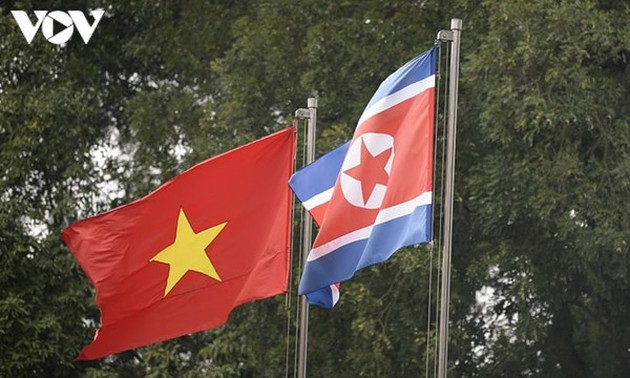 Congratulations to DPRK on National Day