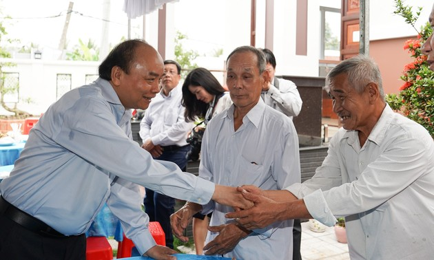 PM calls for advanced solutions to drought, salt intrusion in Mekong Delta