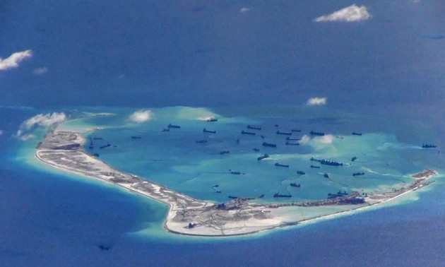 EU pushes for rule of law in South China Sea: Experts