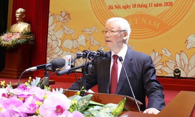 National unity is the Party's revolutionary strategy: Party chief and President Nguyen Phu Trong