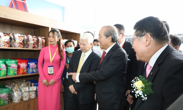Binh Phuoc promotes regional connectivity for economic growth