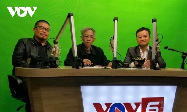 Poet Hoang Nhuan Cam passes away aged 69