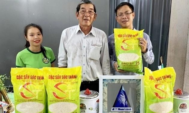 Vietnam Trade Office intervenes to protect ST25 rice trademark in Australia