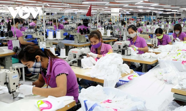 Exports of textiles, garment, leather footwear see positive signs
