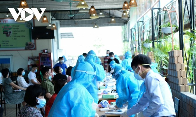 Vietnam confirms 196 COVID-19 cases, 96 recoveries on Friday