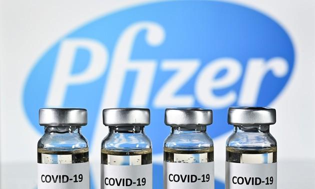 Vietnam approves Pfizer's COVID-19 vaccine