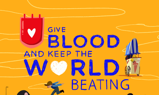 """World Blood Donor Day  2021: """"Give blood and keep the world beating"""""""