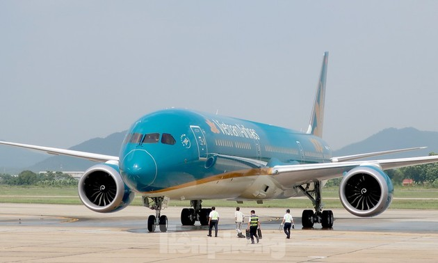 Canada grants official flight license to Vietnam Airlines