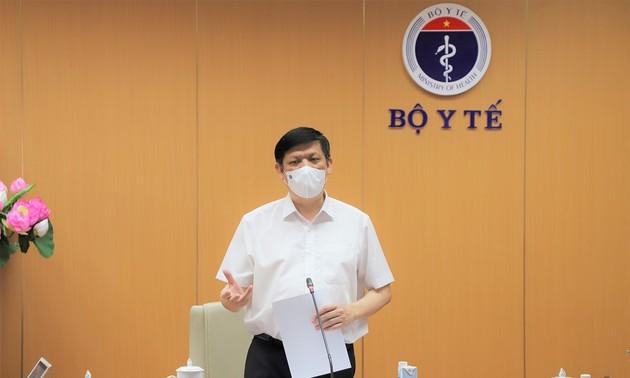 Half of Vietnam's adult population to get COVID-19 vaccine in 2021