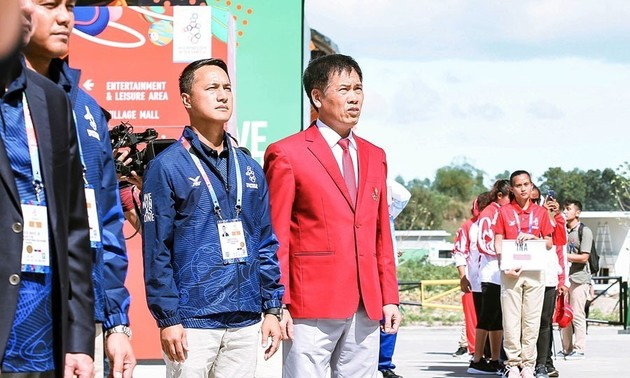 Vietnamese athletes set off for Tokyo 2020 Olympics on July 18