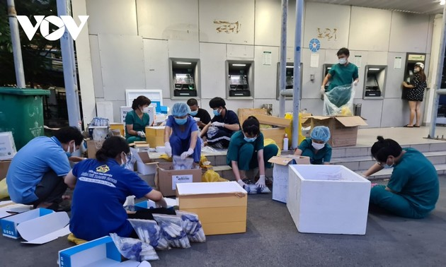 Medical students volunteer to join Covid-19 frontline