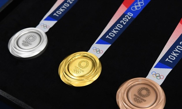 China leads medal tally at Tokyo 2020 Olympics